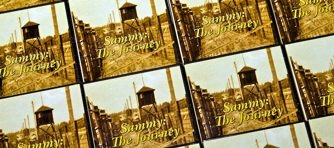 Sammy The Journey DVDs