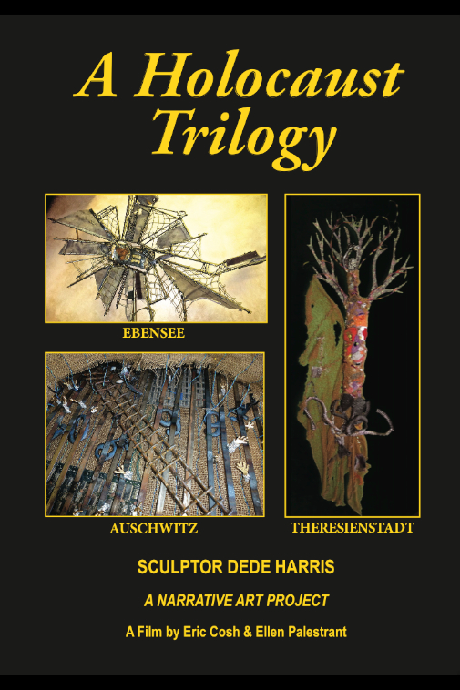 A Holocaust Trilogy DVD cover - front